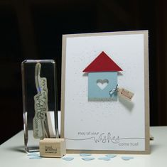 Another wonderful work of art by Jenni Pauli, Stampin' Up! demonstrator