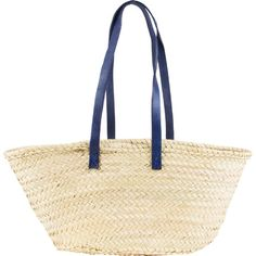 Carry this hand-woven palm leaf bag to the farmers' market to carry home fresh veggies, or fill it with beach accessories for a day of fun in the sun.