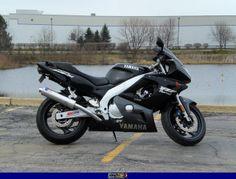 2002 Yamaha YZF 600 ThunderCat