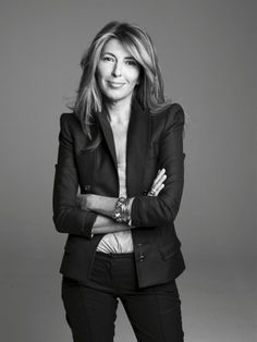 Nina Garcia Fashionista, TV personality. http://www.charitybuzz.com/auctions/FEED/catalog_items/305803