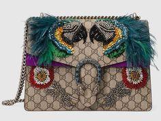"Sac ""Dionysus"" brodé, Gucci, 4 500 €."