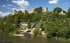 Ludlow Castle, Ludlow, Shropshire.