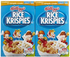 Save $1.00 on Kellogg's Rice Krispies cereal!