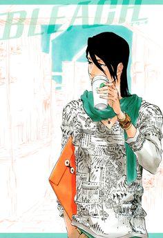 Byakuya Kuchiki - chapter 396