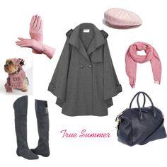 True Summer Winter Wardrobe