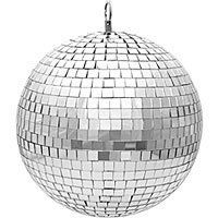 disco ball party decoration