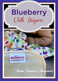 Blueberry Cloth Diaper Review Blueberry Diapers One Size Organic Cloth Diaper Inserts Pocket Diaper Reusable Baby Diaper Review. We have tried many brands of cloth diapers and love sharing our experience!