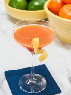 Icy Orange Cosmo Recipe : Geoffrey Zakarian : Food Network - FoodNetwork.com