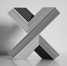 by Victor Vasarely Victor Vasarely, Op Art, Yaacov Agam, Illusion Kunst, Daniel Buren, Art Sculpture, Keith Haring, Geometric Art, Geometric Sculpture