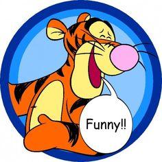 Tigger Disney, Eeyore, Disney Drawings, Cartoon Drawings, Winnie The Pooh Friends, Pooh Bear, Disney Quotes, Funny Animal Pictures, Birthday Greetings