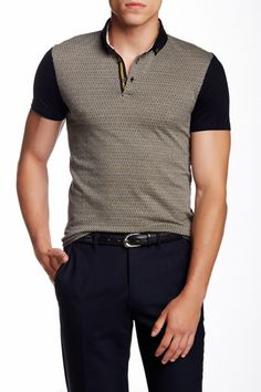 2dcbdfdbb Magshow Jacquard Polo by Ted Baker London on  nordstrom rack  men spoloshirts   men s