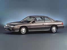 1987-90 Honda Legend Exclusive 2-door Hardtop