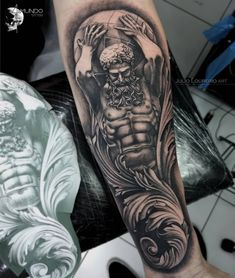 101 Amazing Greek Tattoo Designs You Need To See! Hand Tattoos, Forearm Sleeve Tattoos, Best Sleeve Tattoos, Forearm Tattoo Men, Body Art Tattoos, Sleeve Tattoos For Men, Mens Leg Tattoo, Best Leg Tattoos, Large Tattoos