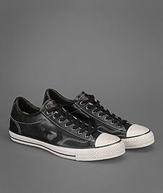 Converse Shoes - High Top Converse, Leather & Laceless Converse | John Varvatos
