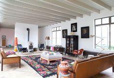 Réhabilitation d'un ancien garage en maison /architecture, luminosité et originalité / – DecouvrirDesign