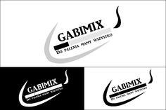 Logo dla sklepu internetowego GABIMIX. Inne projekty logotypów można znaleźć tutaj - http://www.13design.pl/realizacje-loga/