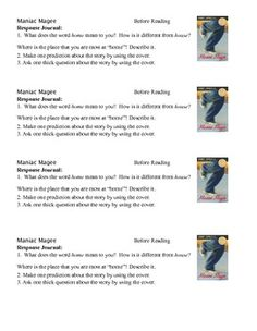 1000+ ideas about Maniac Magee on Pinterest | Notice And Note ...