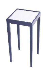 Tini Table I-Available in 16 Different Lacquered Colors. Product in photo is from www.wellappointedhouse.com