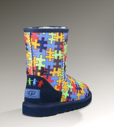 Autism Awareness UGGs!!