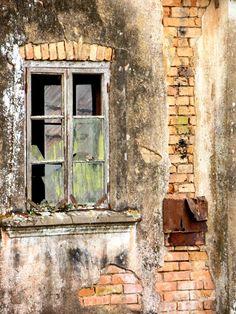 ...ventana vieja!