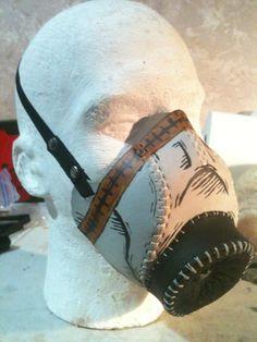 #Borderlands Psycho Mask by Brantley Carter