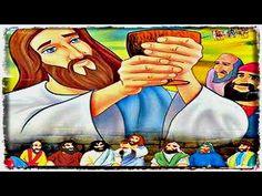 Película Infantil Cristianas – La Ultima Cena, La Crucifixion y la Resurreccion – Películas Cristianas