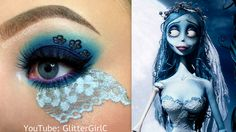CORPSE BRIDE Makeup Tutorial. Youtube channel: full.sc/SK3bIA
