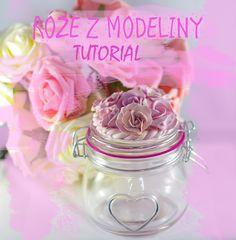 Essmes wyroby handmade: Jak zrobić róże z modeliny?