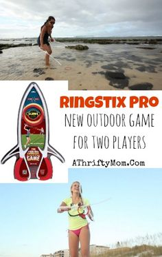Ringstix a new outdoor game for two players #Summer, #Games, #beachGames, #OutdoorGames
