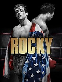 Rocky Balboa, a small-time boxer, gets a supremely rare chance to fight heavy-weight champion Apollo Creed in a bout in which he strives to go the distance for his self-respect Rocky Balboa Poster, Rocky Poster, Rocky Series, Rocky Film, Frases Rocky, Rocky 1976, Stallone Movies, 1976 Movies, Horror Films