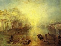 Three J.M.W. Turner Paintings Deemed Fakes Are Revealed As Authentic, Possibly Worth Millions (PHOTOS)