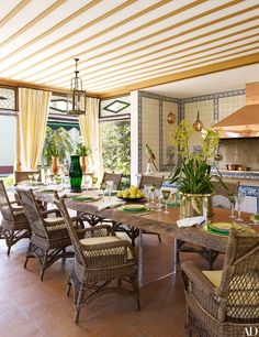 For São Paulo clients, Sig Bergamin puts his high-energy stamp on a historic plantation house Decor, Outdoor Decor, Beautiful Kitchens, House Design, Historic Home, Colonial House, Airy Room, Step Inside, Architectural Digest