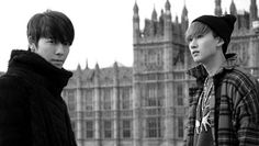 Super Junior Donghae and Eunhyuk will be making a comeback in Japan with their new single. http://www.kpopstarz.com/tags/super-junior