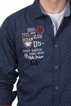 Camp David ® Shirt Pacific Grove - Stateshop Fashion