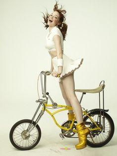 Emma Stone - GQ 2010
