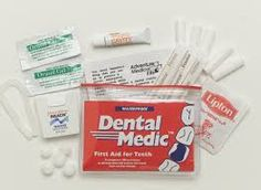 Dental problems when you are in the field, far from a dentist can be painful. simply carrying the Adventure Medical Dental Medic can solve the problem. http://preparednessadvice.com/medical/emergency-dentistry-adventure-medical-dental-medic-kit/#.VQ7AOfnF8b4