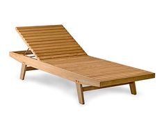 wing point lounger from Thos. Baker
