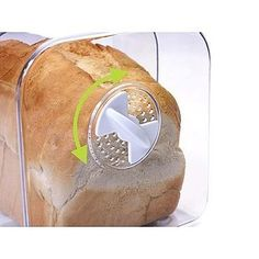 Bags are for Luddites - Luddites who don't mind eating bread that's practically crouton-ed. Don't be like them, use the Bread Keeper.   39 Futuristic Kitchen Gadgets You Had No Idea You Needed
