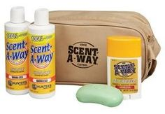 Scent-A-Way Travel Shower Kit * New and awesome outdoor gear awaits you, Read it now  : Travel toiletries