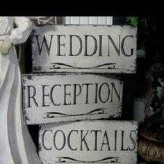 wedding+signs+ideas   Wedding signs