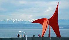 Картинки по запросу olympic sculpture park