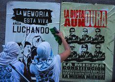 Marcha 40Años Golpe de Estado en Chile