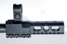 Ultra Reliable Clamp-On Muzzle Brake for the Norinco SKS designed and produced by Witt Machine - www.wittmachine.net