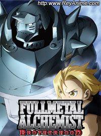 Ovas Ful Metal Alchemist Brotherhood