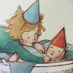 freya blackwood swedish childrens illustration - Google Search