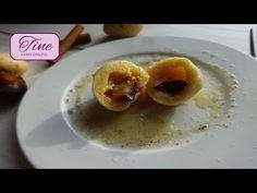 Zwetschgenknödel mit Kartoffelteig - YouTube