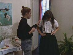 QUATRE AVENTURES DE REINETTE ET MIRABELLE, Eric Rohmer (1987) via la-mignonette