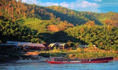 Luang Say Cruise, Laos