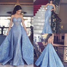 Champagne Evening Dress, Blue Evening Dresses, Ball Dresses, Evening Gowns, Junior Party Dresses, Party Gowns, Prom Party, Mermaid Gown Prom, Mermaid Dresses
