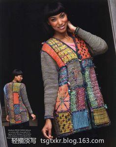 Knitters Magazine K107 2012 - 轻描淡写 - 轻描淡写